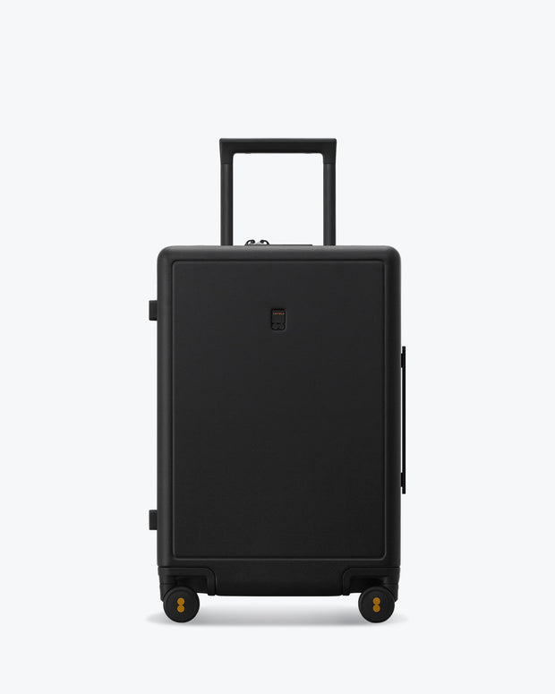 "Elegance Matte Luggage Set 20"" And 24"""