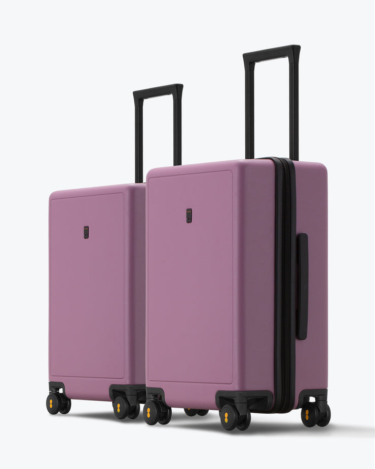 Matte Carry-On Violetpink