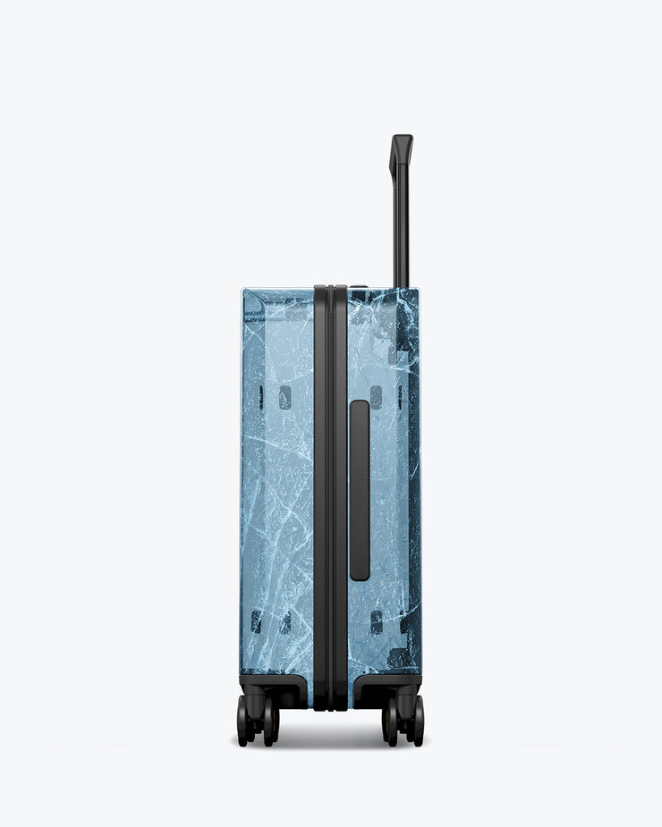 LEVEL8 Fantasy Transparent Carry-On Luggage 20""