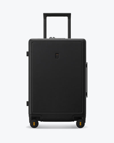 LEVEL8 Elegance Matt Check In Luggage 24""