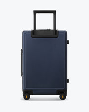 Elegance Luggage, Check-in Luggage, Best Travel Luggage, Business Travel Luggage, Fashion Luggage, Check in Luggage Trolley, Navy