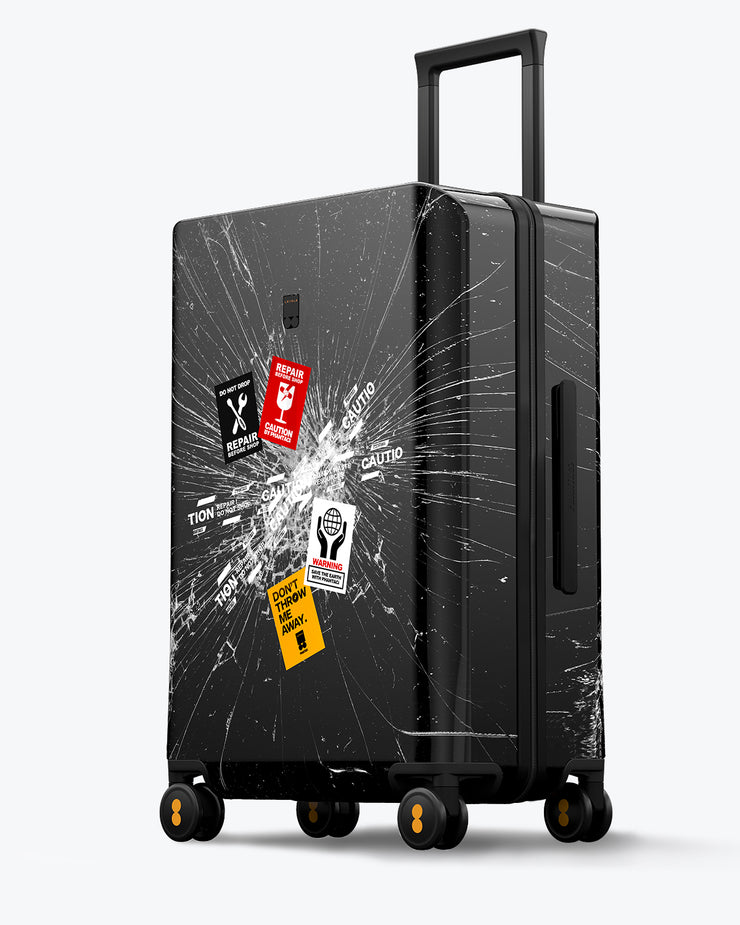 LEVEL8 Fantasy Trunk Luggage 28""
