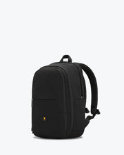 Black laotop backpack