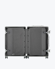 Aluminum Luggage with Interior