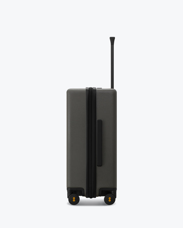 carry on luggage side