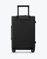 black cabin suitcase