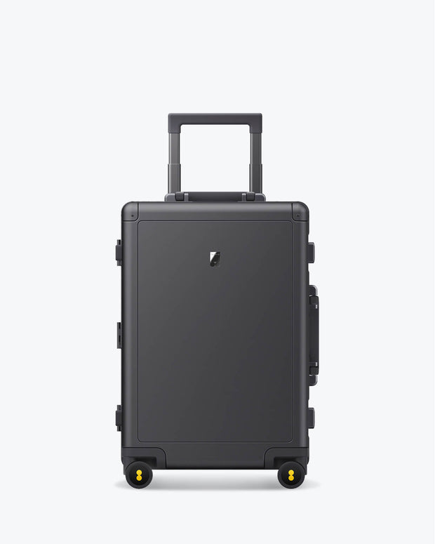 "aluminum carry on luggage, size: 22"" x 14"" x 9"""