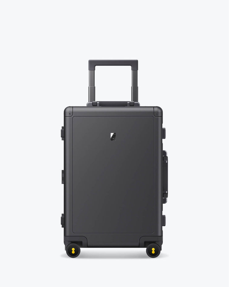 aluminum carry on luggage