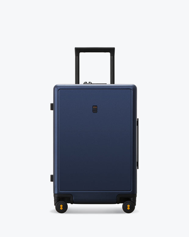 carry on luggage navy