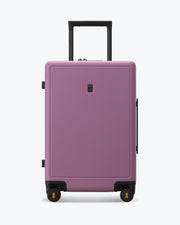 checked bag Violetpink
