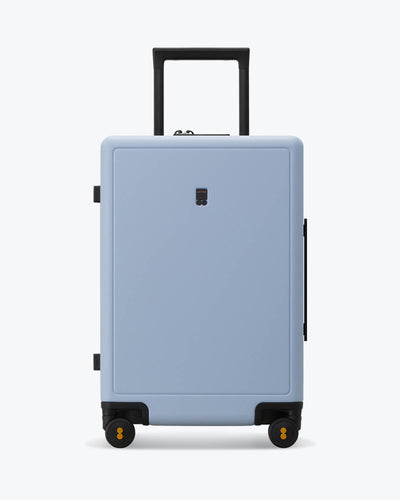 checked bag lightblue