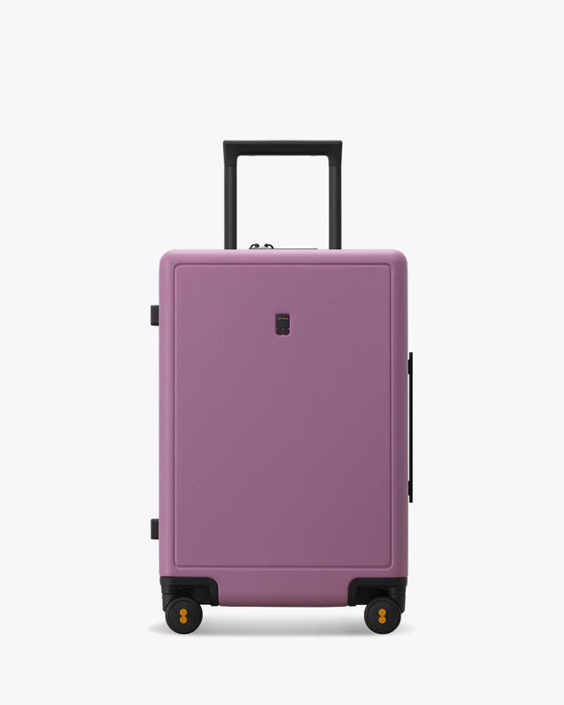 carry on luggage Violetpink