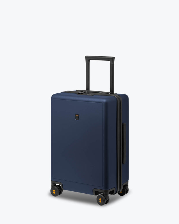 "carry on luggage with tsa lock, size 22"" x 14"" x 9"""