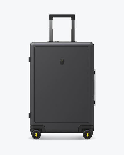 Elegance Textured Check In Luggage (Only available in Europe)