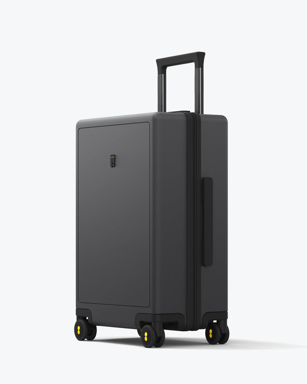 carry on spinner luggage bag with durable material