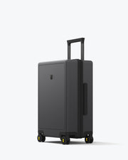 Elegance Textured Carry-On Luggage