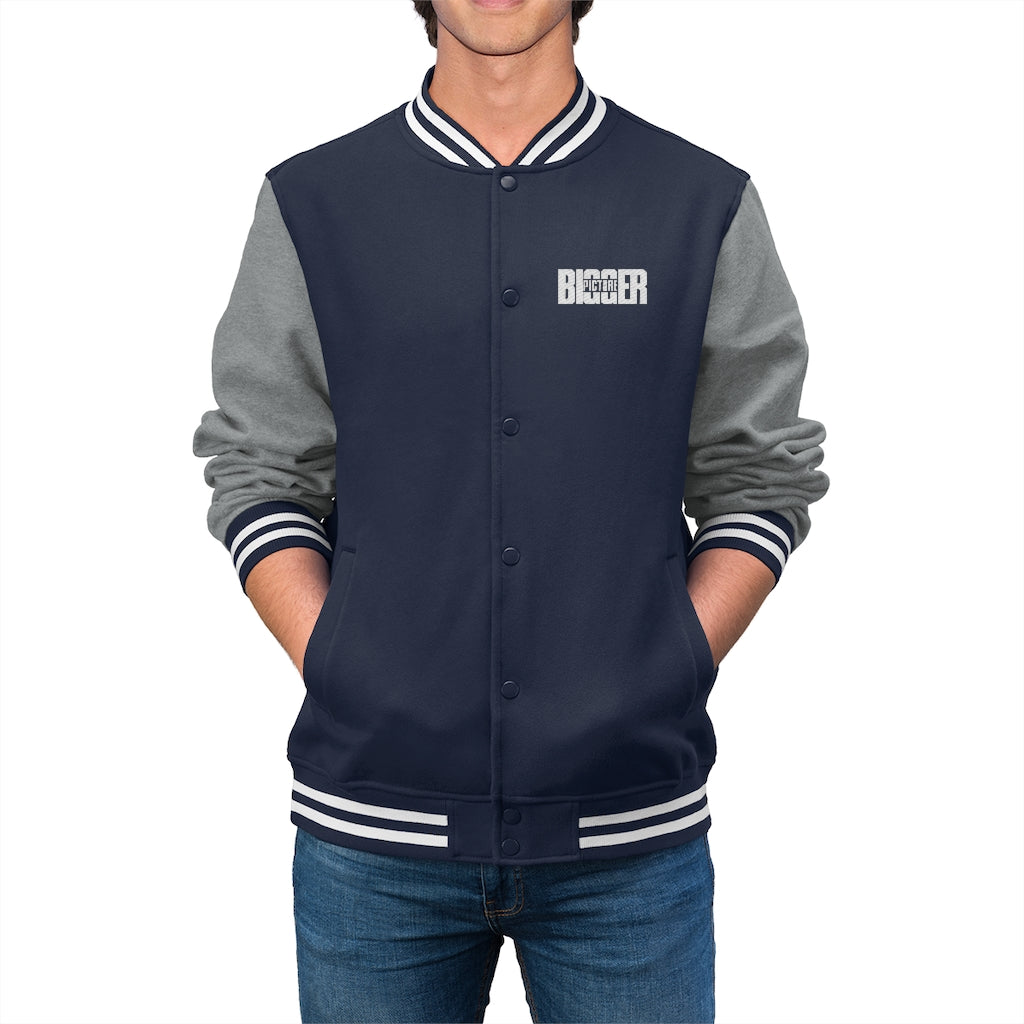 Bigger Picture Varsity Jacket