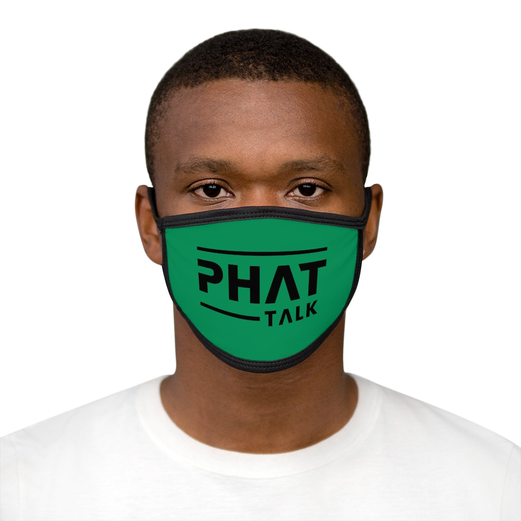 Phat Talk Mixed - Fabric Face Mask