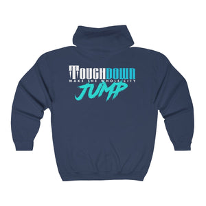 Touchdown Make the City Jump Hooded Sweatshirt