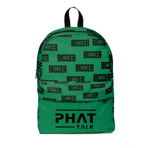 Phat Talk Bigger Picture Unisex Classic Backpack