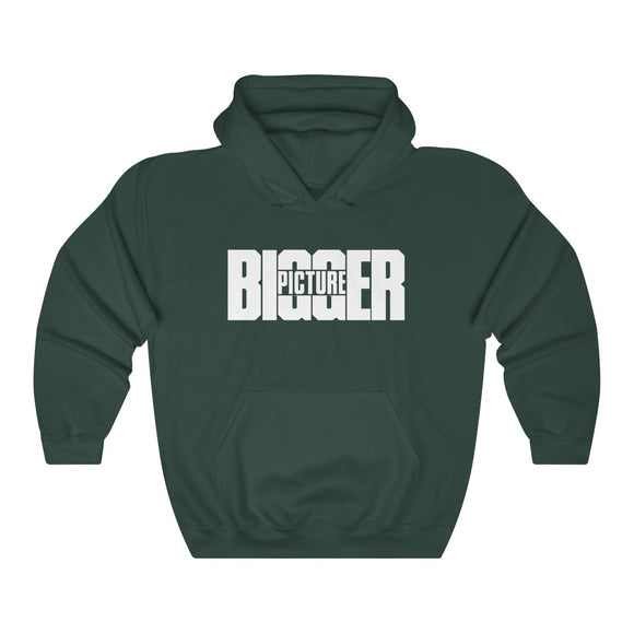 Bigger Picture Unisex Hooded Sweatshirt