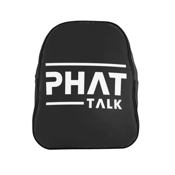 Phat Talk School Backpack