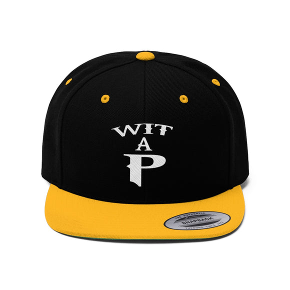 Phat Unisex Flat Bill Hat