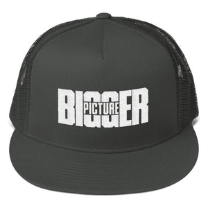 Bigger Picture Mesh Back Snapback