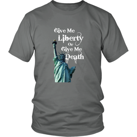 'Give Me Liberty Or Give Me Death' Tee