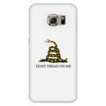 Don't Tread On Me Phone Case, merchant of liberty, libertarian phone cases, conservative phone cases, gadsden phone case