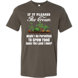 If It Pleases The Crown - Men's Tee