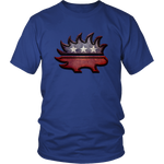 Libertarian Porcupine t-shirt, merchant of liberty, liberty gear, ron paul, liberty gear, libertarian t-shirts