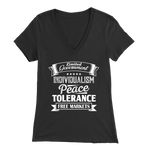 Limited Government - Women's Tee
