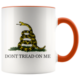 Don't Tread On Me Coffee Mug (11oz.)