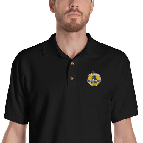 Libertarian Party Logo - Men's Tee