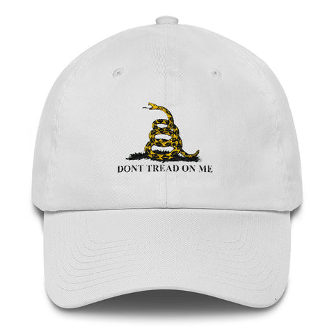 dont tread on me hat, merchant of liberty
