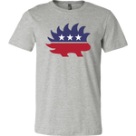 The Libertarian Porcupine - Men's Tee