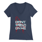 dont tread on me lightning shirt, merchant of liberty, libertarian shirts, liberty apparel