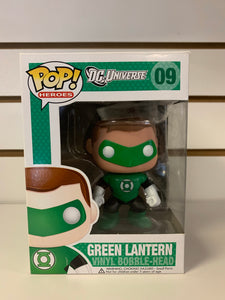 Funko Pop Green Lantern (Bobble-Head)