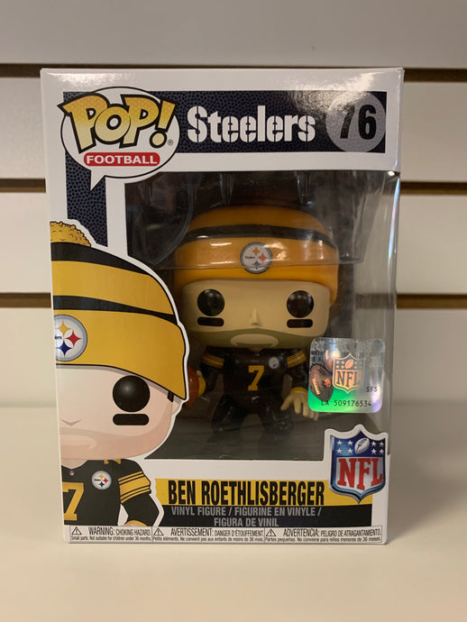 Funko Pop Ben Roethlisberger (Color Rush)