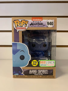 Funko Pop Aang (Spirit) (Glow In The Dark)