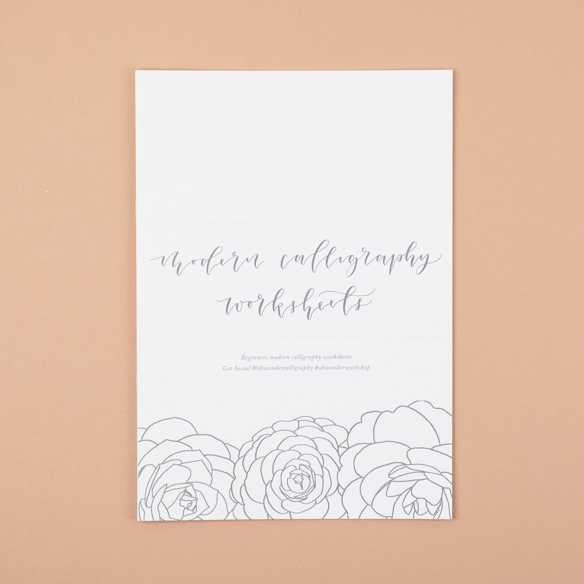 Modern Calligraphy Workbook