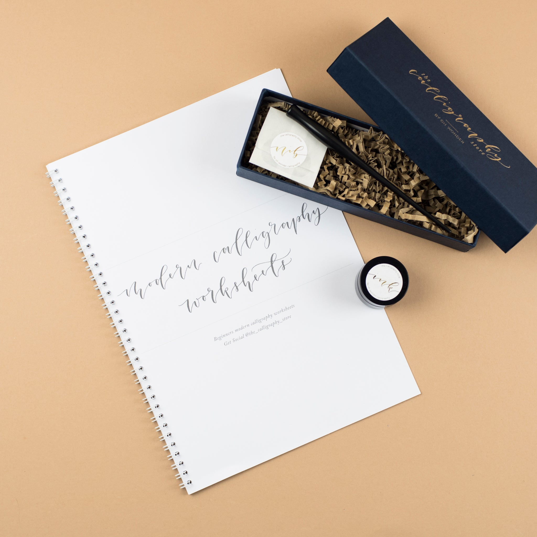 Beginners Calligraphy Kit