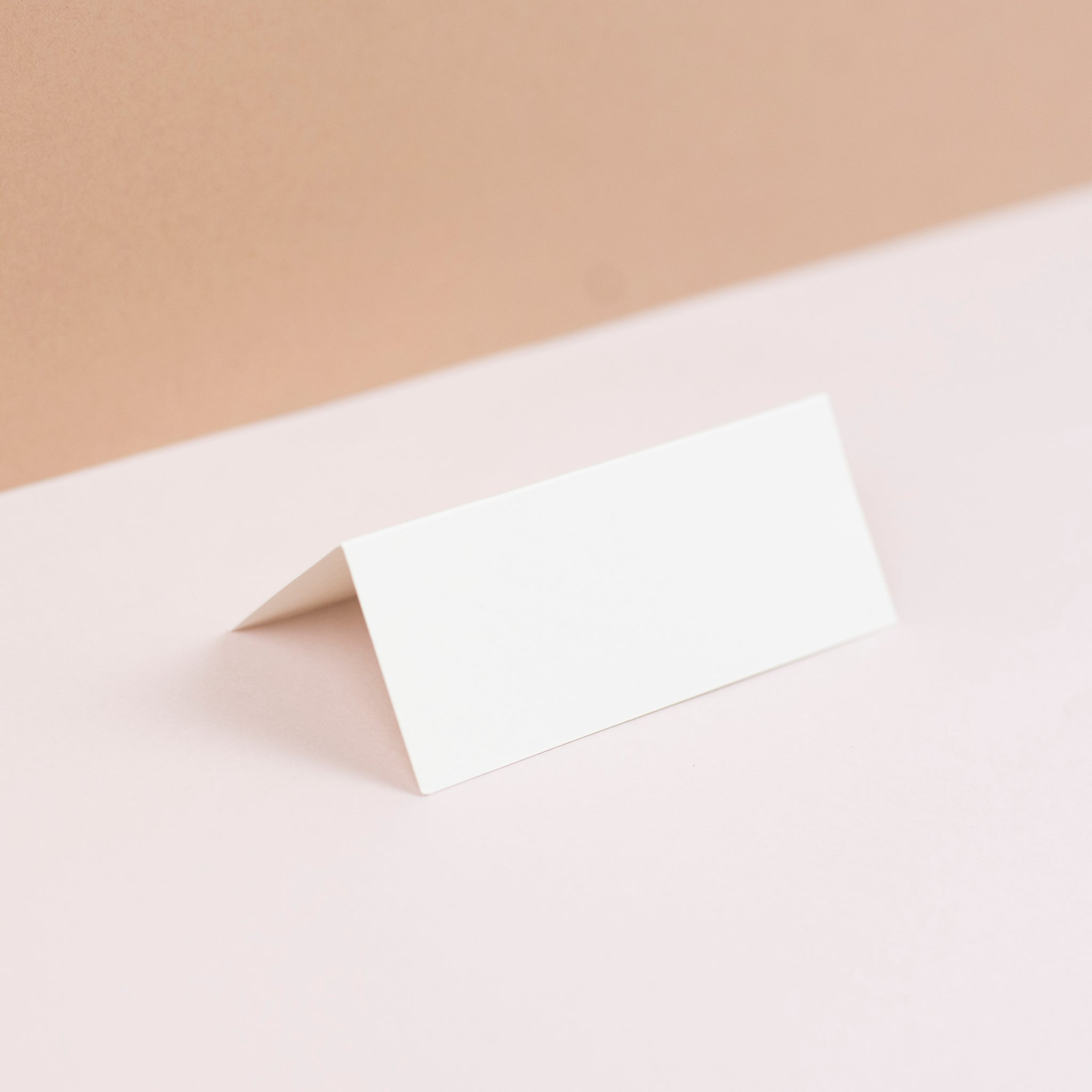 Luxury ivory place cards