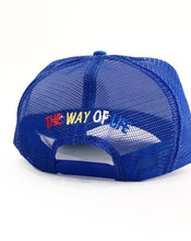 Load image into Gallery viewer, LOGO TRUCKER HAT ROYAL