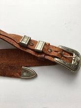 Load image into Gallery viewer, Vintage Leather Belt
