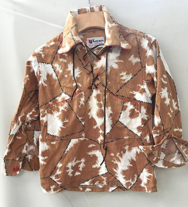 Vintage Long Sleeve Shirt 4t