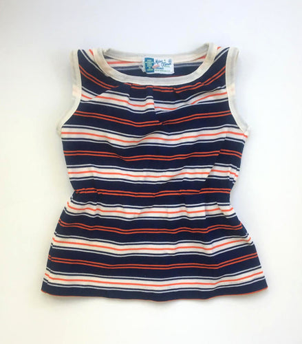 Vintage Striped Tunic 5/6