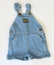 Load image into Gallery viewer, Light Blue Osh Kosh overalls