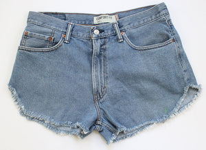 Levi's Denim Cut Offs L